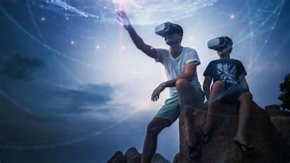 Reality Ai Ar Virtual Augmented Vr Professor