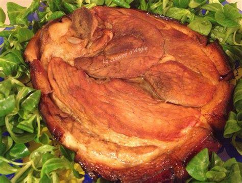 rouelle de porc caram 233 lis 233 e la cuisine d angie