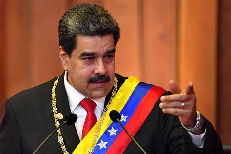venezuela abandons demand   diplomats leave fortune