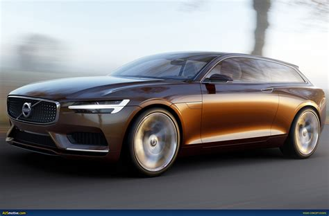 Volvo Car : Ausmotive.com » Volvo Concept Estate Revealed