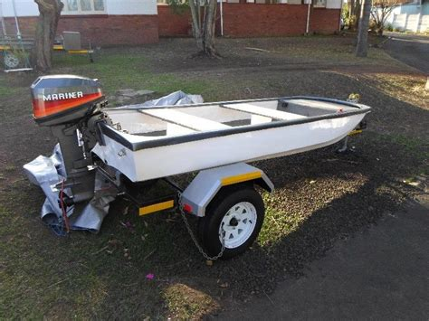 Boat Trailers For Sale South Africa by Bam River Boat For Sale In South Africa Clasf Sports And