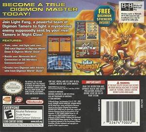 Digimon Ds Cheats Codes Unlockables Halbadcsong