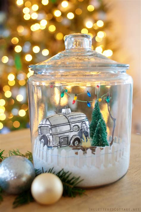 cookie jar christmas craft