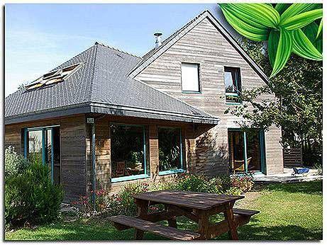 maison en bois bretagne home sweet home