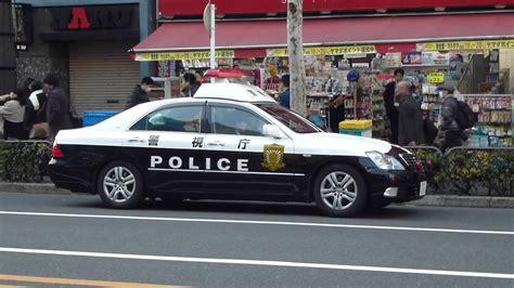 パトカー Japanese Police Car
