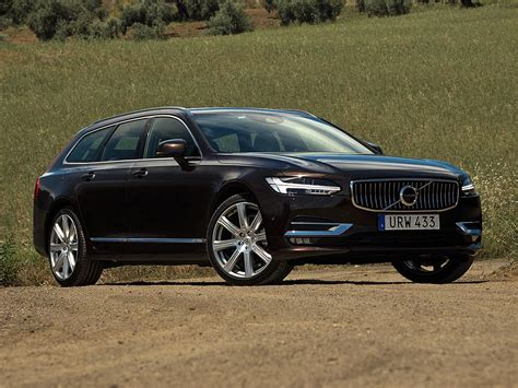 Volvo V90 Wagon by Drive Review 2018 Volvo V90 Is Almost Everything