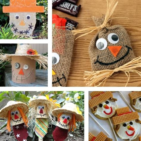 1000+ Ideas About Scarecrow Crafts On Pinterest  Fall Wood Crafts, Fall Wood Projects And
