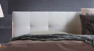 Kopfteil Für Bett : massivholzbett aus eiche mit wei em kopfteil faro ~ Sanjose-hotels-ca.com Haus und Dekorationen
