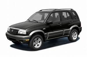 2003 Suzuki Grand Vitara Service And Repair Manual