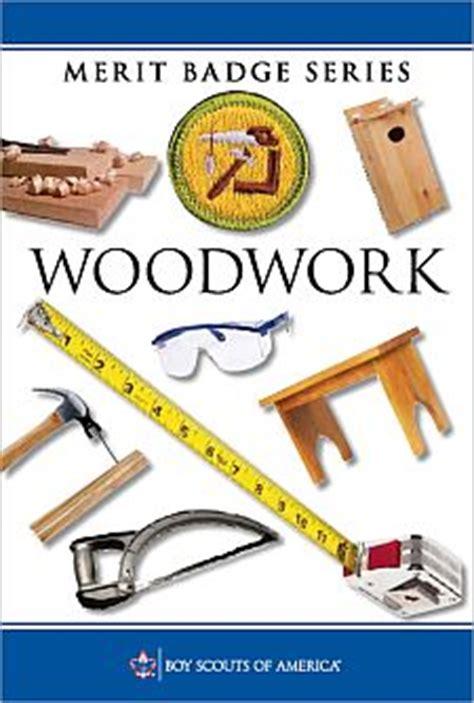 woodwork merit badge