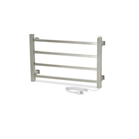 Myson Electric Towel Warmer Reviews by Myson Gem Series 4 Bar Electric Towel Warmer In Matte