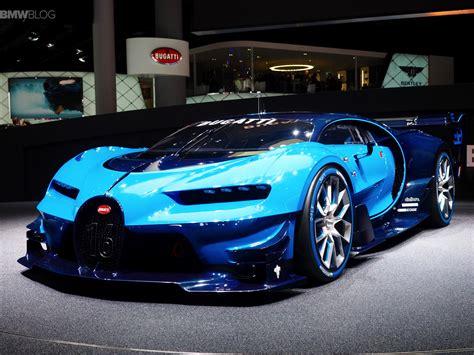 Welcome Bugatti Vision Gran Turismo  Daily Shout Times