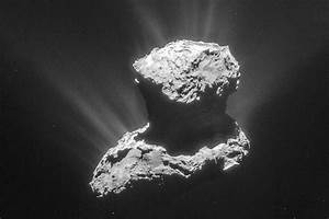 Comet Perfume Captures Rosetta Probe U0026 39 S Whiff Of Comet 67p