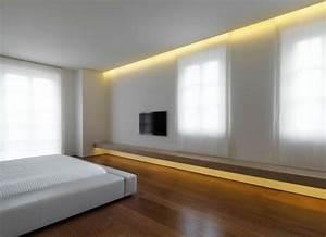 Indirekte Beleuchtung Schlafzimmer : indirekte beleuchtung im schlafzimmer interessante ideen f r die gestaltung eines ~ Sanjose-hotels-ca.com Haus und Dekorationen