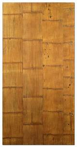 crushed bamboo panels guadua bamboo With 3 best advantages of bamboo wall panels