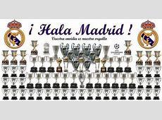 Titulos conseguidos por el Real Madrid – Blog sobre El