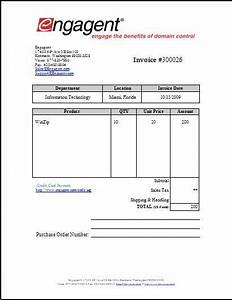vendor invoice template invoice example With new invoice template
