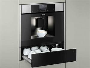Neff cks 1561 n einbau kaffeevollautomat edelstahl fur for Einbau kaffeevollautomat