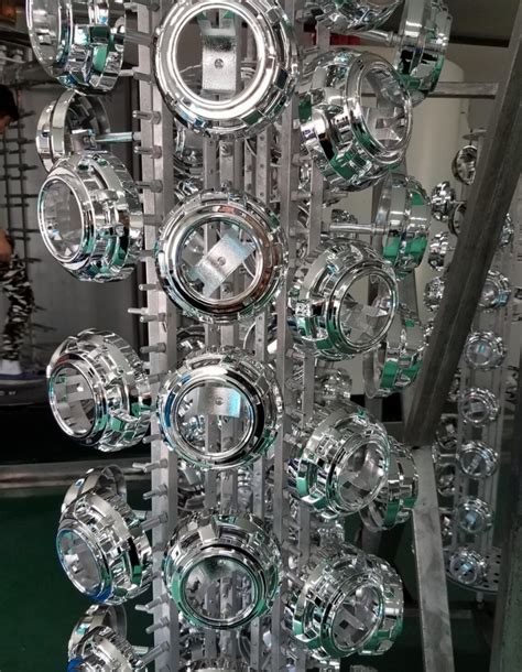 vacuum metallizing machine plastic vacuum coating