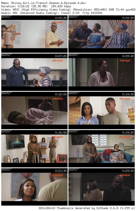 Skinny Girl in Transit Season 6 Episode 4 - After The ...