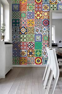 talavera tile stickers kitchen backsplash tiles With kitchen colors with white cabinets with imessage sticker packs