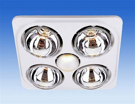 Bathroom Ceiling Heater Light by Bathroom Heaters Buying Guide 2017 2018