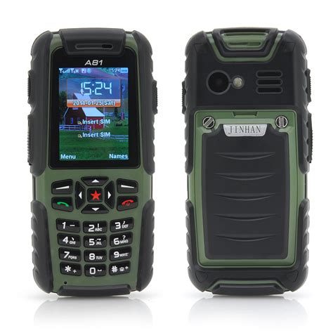 rugged cell phones wholesale jinhan a81 phone rugged cell phone from china