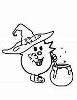Coloring Potion Magic Mr Miss Little Train Sheets Alphabet Witches Zombie Bulkcolor Witch Template Bulk sketch template