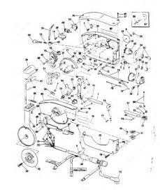 Evinrude 1975 135 - 135543e  Remote Control