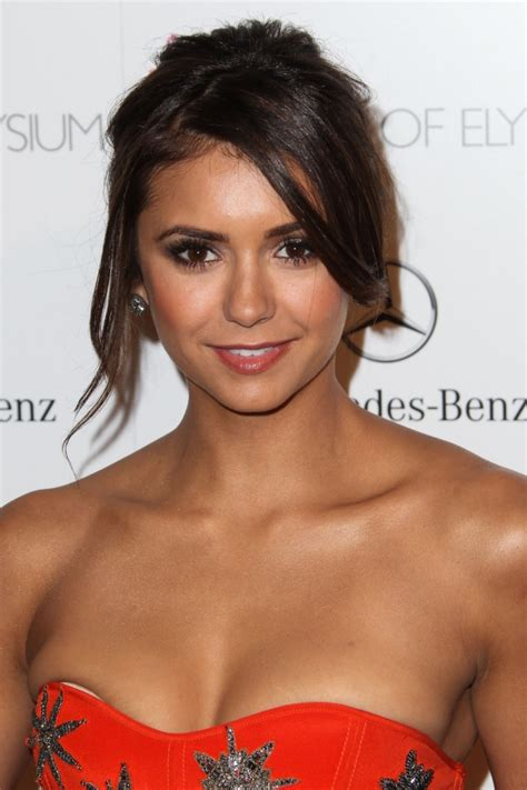 nina dobrev weight height net worth measurements ethnicity