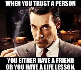 Trust Memes - 16 funny memes for those who have trust issues sayingimages com