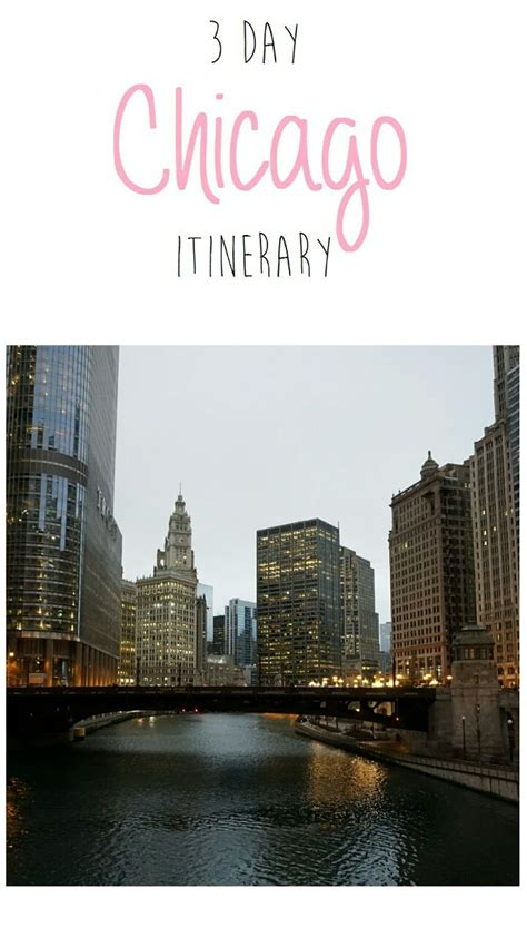 3 day chicago itinerary for first time visitors the top