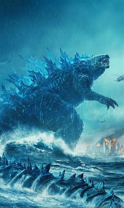 Godzilla Monsters King Iphone Wallpapers 1080 1920