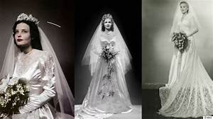 history of wedding dresses watch how gowns have With history of wedding dresses