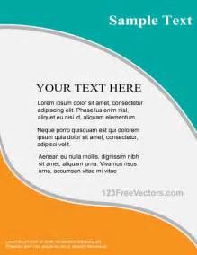 flyer designer vector flyer design template free vector free vectors