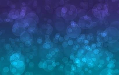 Purple Bubbles Wallpapers Background Desktop Bokeh Teal