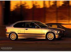 BMW 3 Series Compact E36 specs & photos 1994, 1995