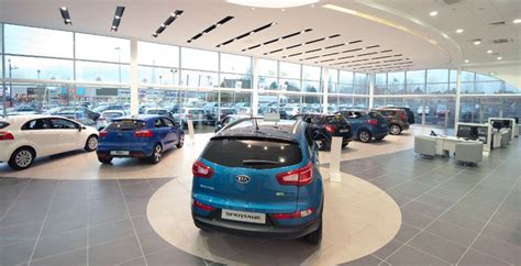 Why Car Dealers Want You In The Their Showroom