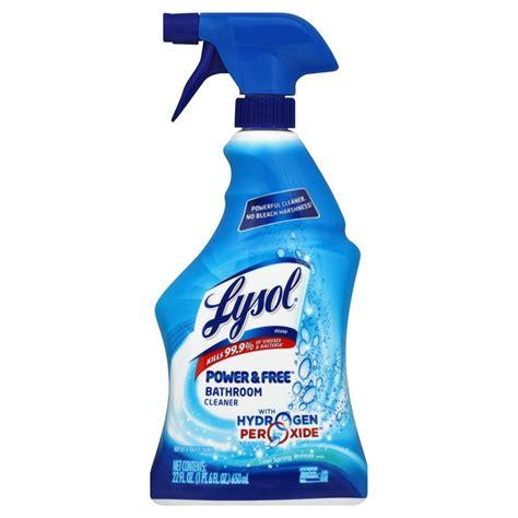 Amazon.com: Lysol Bleach Free Hydrogen Peroxide Multi