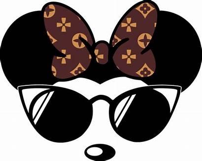 Vuitton Louis Svg Minnie Mouse Lv Fancy