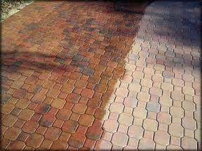 Stamped Concrete Restoration Picture