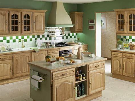 voir cuisine leroy merlin cuisine leroy merlin fr photo 5 10 cuisine plus classique avec un îlot central en