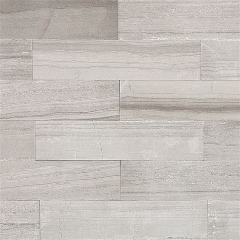 gray marble tile shop 9 pcs sq ft athens gray 2x8 brushed stone tile at tilebar com