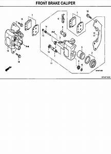 Honda 250 Recon Rear Axle Diagram