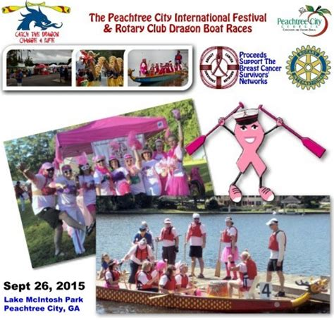 Dragon Boat Racing Requirements by Dragon Boat Races And International Festival Rotary