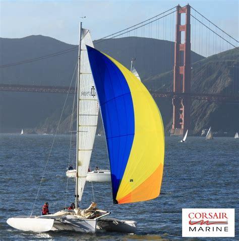 Trimaran Advantages by Corsair Marine Trimarans Helms Yacht Sales Corsair