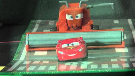 disney pixar cars cut scene lightning mcqueens nightmare