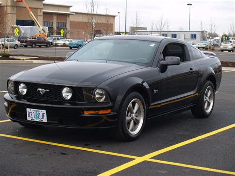 2005 Ford Mustang Information And Photos Momentcar
