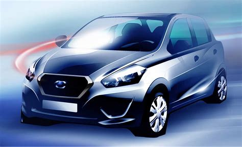Datsun Car : Nissan Divulges Datsun Drawing Ahead Of Brand's Revival