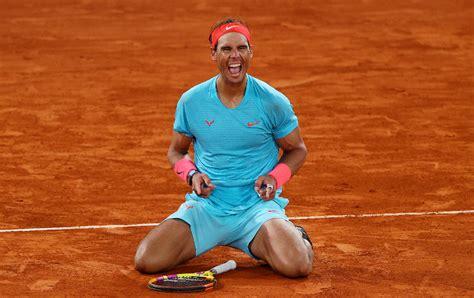 Rafael Nadal Thrashes Novak Djokovic to Win 13th French ...